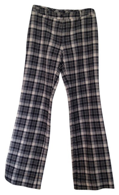 Preload https://item4.tradesy.com/images/united-colors-of-benetton-black-gray-white-plaid-wool-trousers-size-4-s-27-1330398-0-0.jpg?width=400&height=650