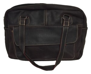 Olibert Brown Messenger Bag