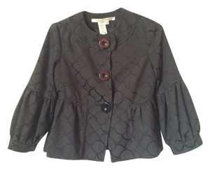Max Studio Cropped Black Jacket