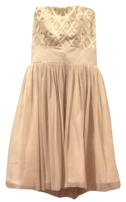 Preload https://item5.tradesy.com/images/tracy-reese-dress-champagne-1330874-0-0.jpg?width=400&height=650