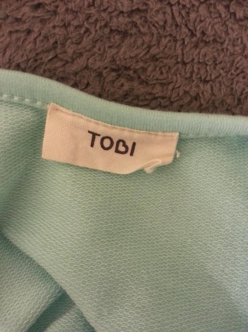 Tobi Crop Top Mint