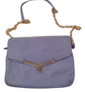 Botkier Light Blue Clutch