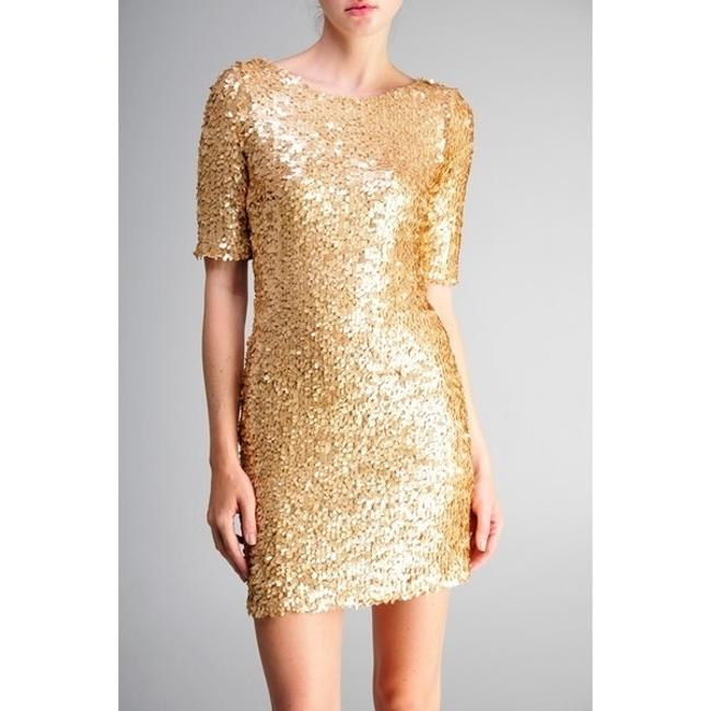 Preload https://item3.tradesy.com/images/ark-and-co-gold-mini-cocktail-dress-size-8-m-13312-0-0.jpg?width=400&height=650