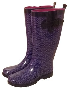 Capelli New York Purple Boots