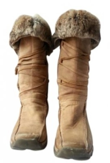 Preload https://item3.tradesy.com/images/light-brown-italian-leather-fur-lined-designer-bootsbooties-size-us-8-133142-0-0.jpg?width=440&height=440