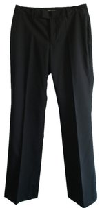 Banana Republic Wool Trouser Pants Black