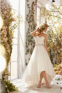 Mori Lee Tuscany Beaded Satin Belt