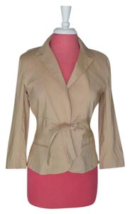 Theory Designer Intermix tan Jacket