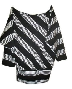 Charlotte Russe Top black and white