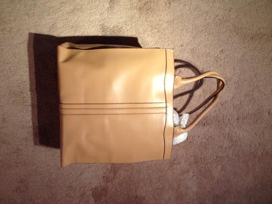 Valextra Tote in Butter