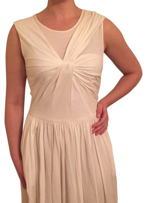 3.1 Phillip Lim short dress Cream on Tradesy