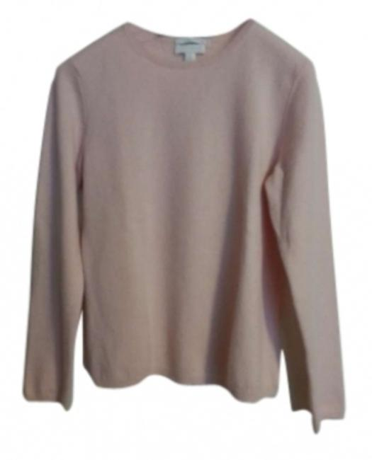 Preload https://item2.tradesy.com/images/charter-club-pink-cashmere-sweaterpullover-size-8-m-133181-0-0.jpg?width=400&height=650
