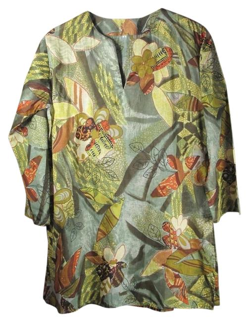 Preload https://item3.tradesy.com/images/cotton-voile-jungle-print-tunic-size-4-s-13318102-0-1.jpg?width=400&height=650