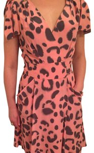 Yoana Baraschi short dress Bubble gum pink on Tradesy