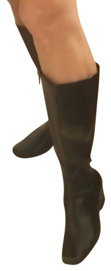 Preload https://item4.tradesy.com/images/impo-black-mod-bootsbooties-size-us-10-1331888-0-0.jpg?width=440&height=440