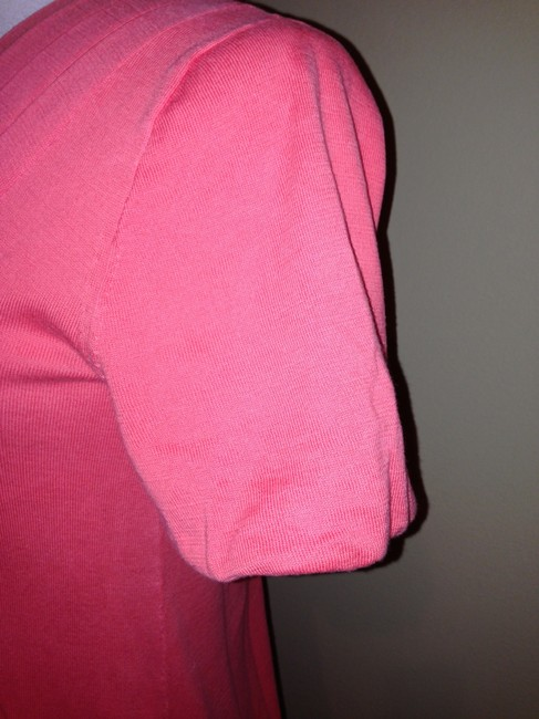 J.Crew short dress Coral/Peach Sweater Size S on Tradesy