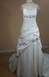 Alfred Angelo 2229 Wedding Dress