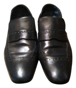 Ted Baker Leather Black Flats