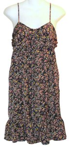 Kimchi Blue short dress Multi Floral on Tradesy