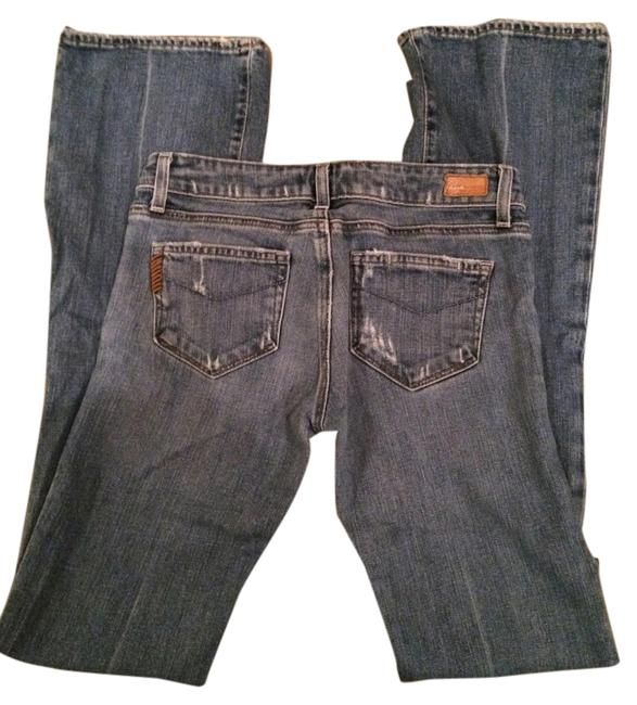 Preload https://item1.tradesy.com/images/paige-light-wash-laurel-canyon-boot-cut-jeans-size-26-2-xs-1332165-0-0.jpg?width=400&height=650