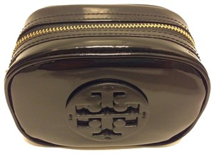 Tory Burch Tory Burch Patent Small Cosmetic Case