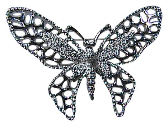 Vintage Sarah Covetry Butterfly Pin Brooch