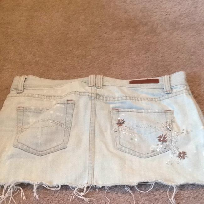 Abercrombie & Fitch Jean Skirt Denim
