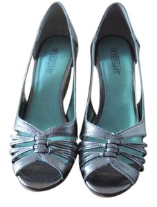 Seychelles silver Wedges
