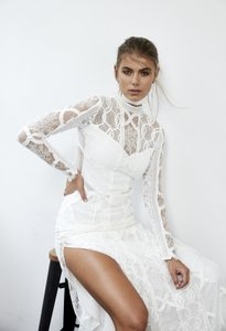 Grace Loves Lace Blanc Wedding Dress