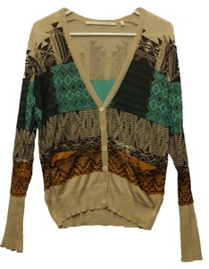 Twelfth St. by Cynthia Vincent Lightweight Cotton/Silk Cardigan