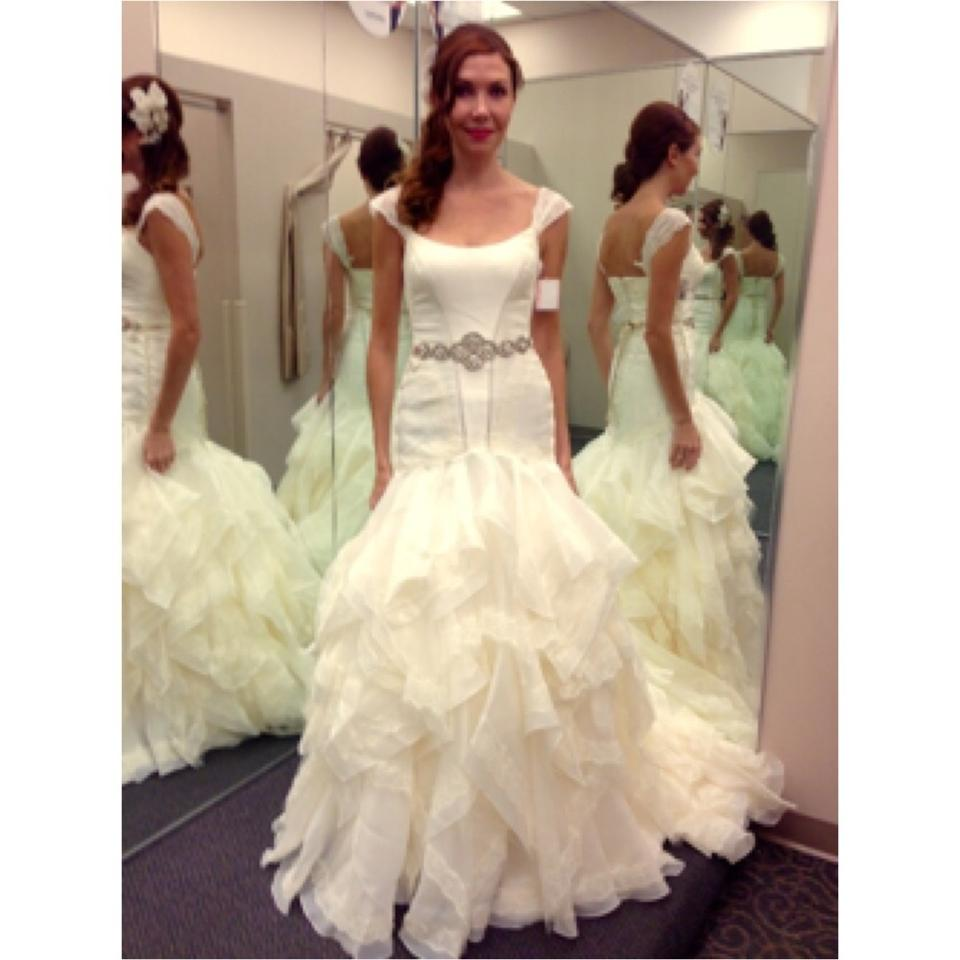 1eb378eee7ad1 zac posen fall 2015 bridal collection first look brides. wedding ...