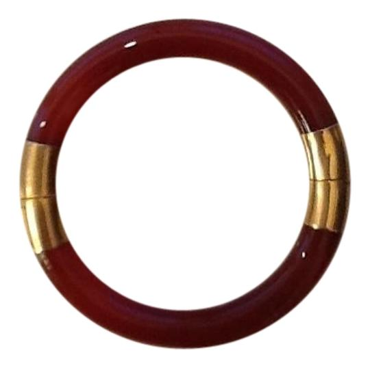 Preload https://img-static.tradesy.com/item/133296/orangeamber-bangle-bracelet-0-2-540-540.jpg