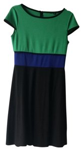Tiana B. short dress Color Block on Tradesy