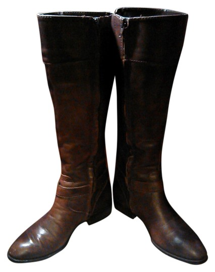 Preload https://img-static.tradesy.com/item/13330003/lauren-ralph-lauren-brown-leather-riding-bootsbooties-size-us-65-regular-m-b-0-2-540-540.jpg