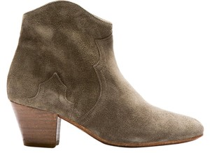 Isabel Marant Olive Green/brown Boots