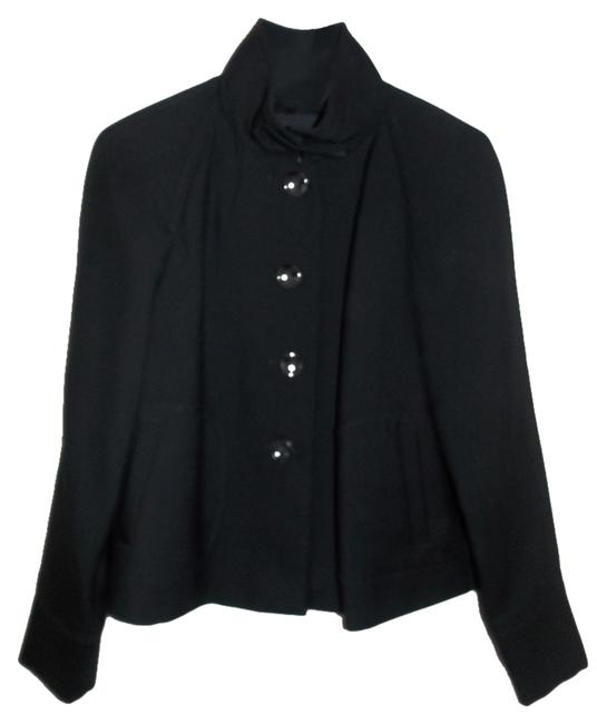 Preload https://item4.tradesy.com/images/banana-republic-black-jacket-wool-business-work-blazer-size-6-s-1333568-0-0.jpg?width=400&height=650