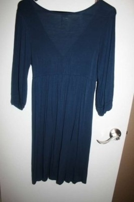 Francesca's short dress Blue on Tradesy