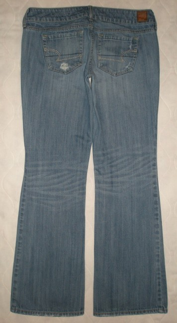American Eagle Outfitters Boyfriend Cut Jeans-Distressed