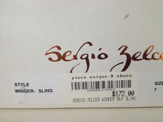 Sergio Zelcer Box Included Red Formal