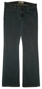 Levi's Classic 5 Pocket Style Boot Cut Jeans-Medium Wash