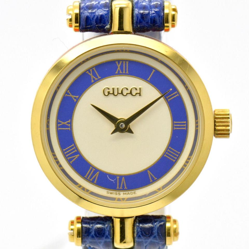 0e54c655402 Gucci 2 Tone Watch