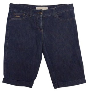 Stella McCartney Bermuda Shorts Blue jeans