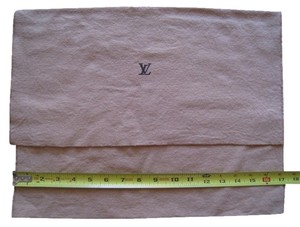 Louis Vuitton Louis Vuitton Soft Flannel Dust Cover, Dust Storage For Speedy 25, Monogram, Damier, Multicolor Or Use While Travel