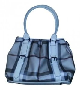 Burberry Tote in Smoked Check