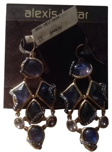 Alexis Bittar Alexis Bittar Elaborate Drop Down Earrings
