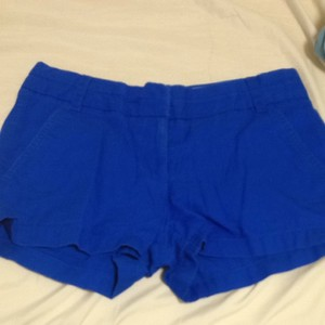 J.Crew Shorts Bright Blue Cobalt