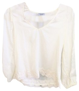Tobi Top Cream (off White)