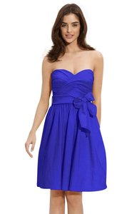 Calvin Klein Strapless Dress
