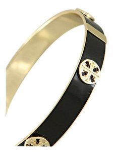 Other NEW Tory Burch Style Black Bangle