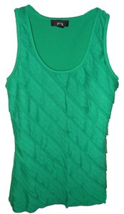 BCX Ruffle Top Green
